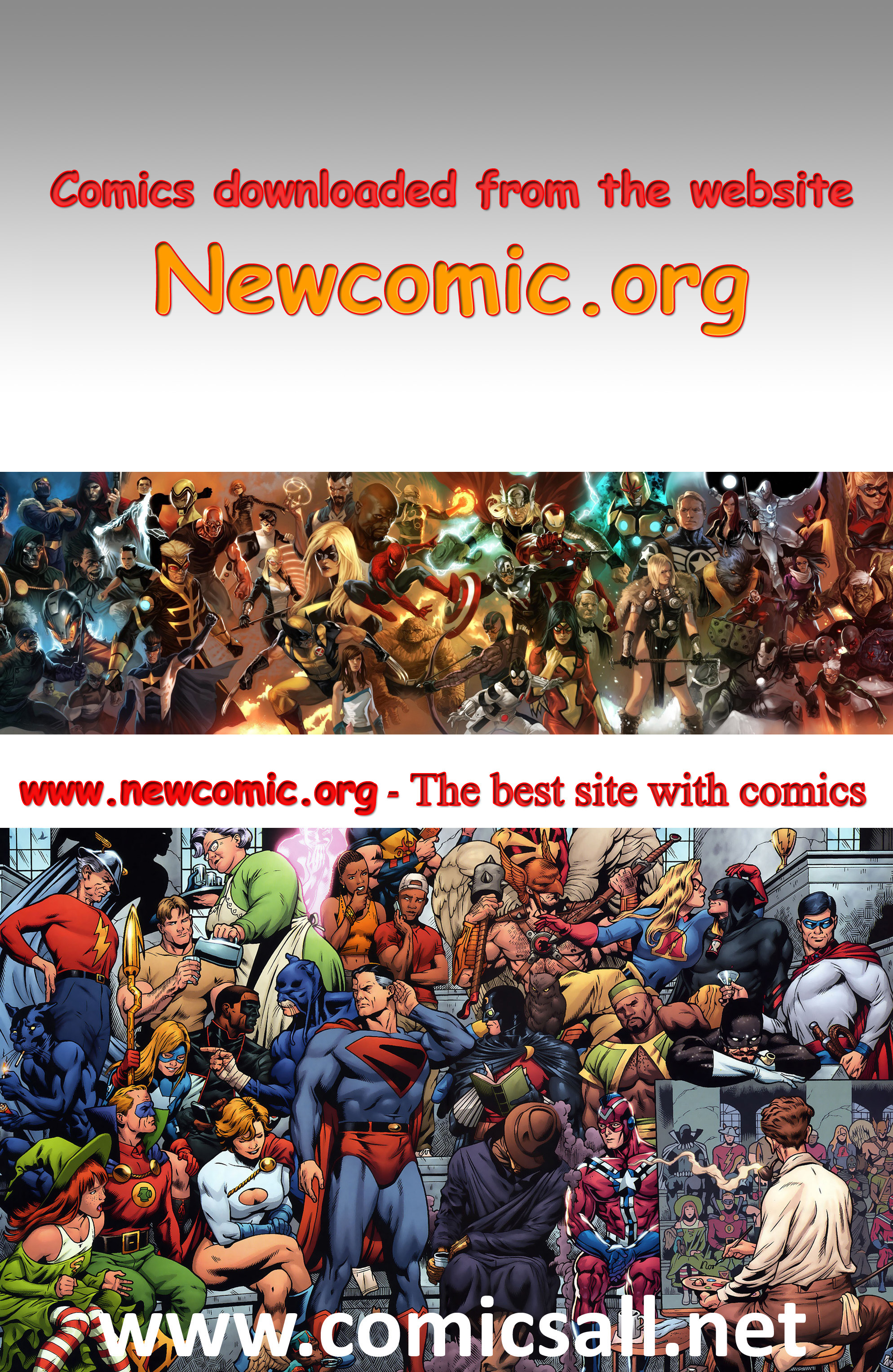 Read online Second Coming: Prepare comic -  Issue # Full - 1