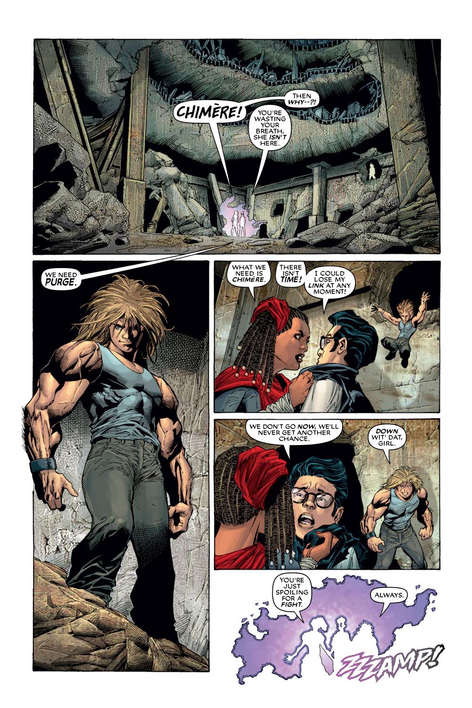 Excalibur (2004) Issue #3 #3 - English 9