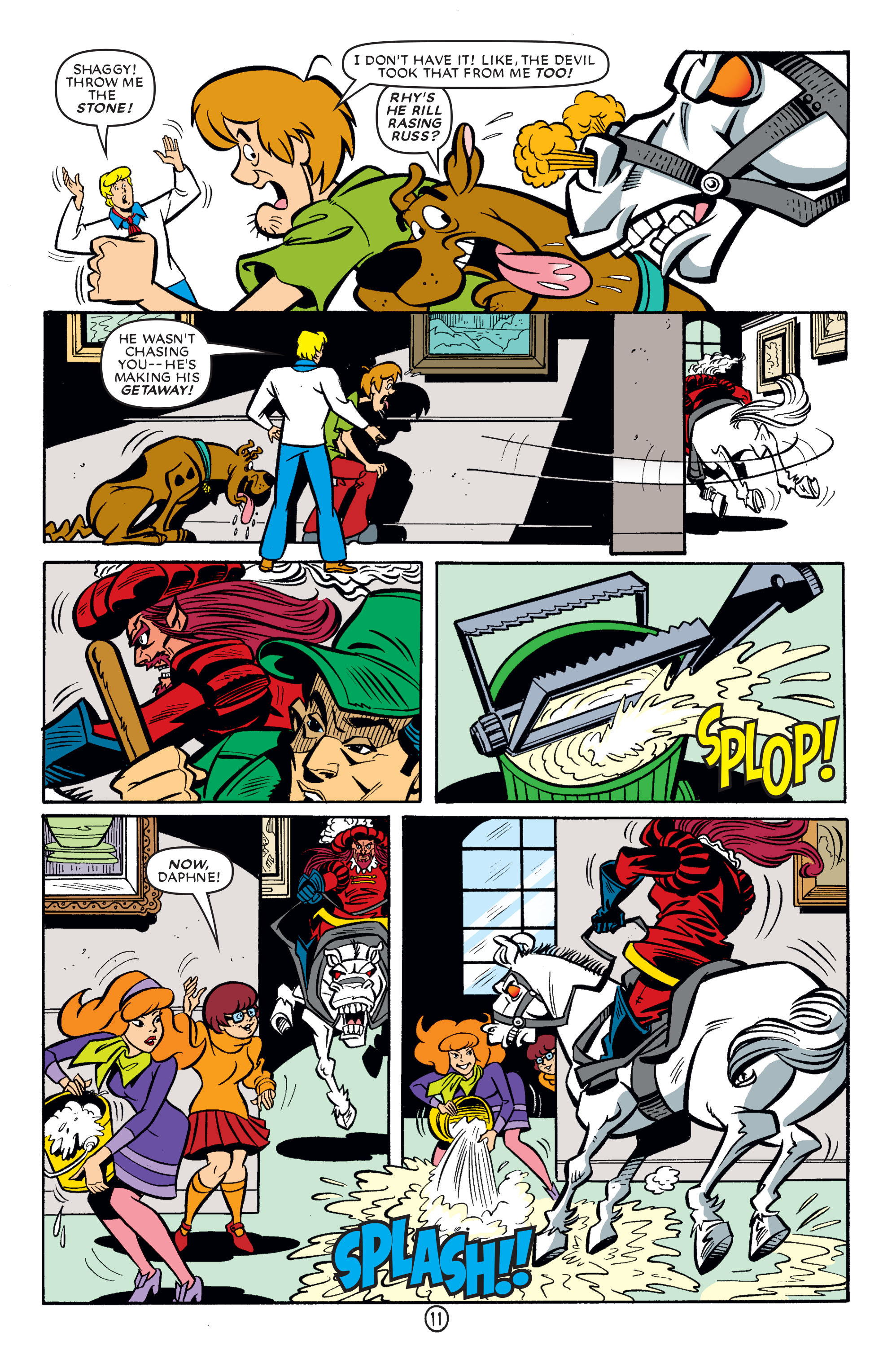 Read online Scooby-Doo (1997) comic -  Issue #61 - 22