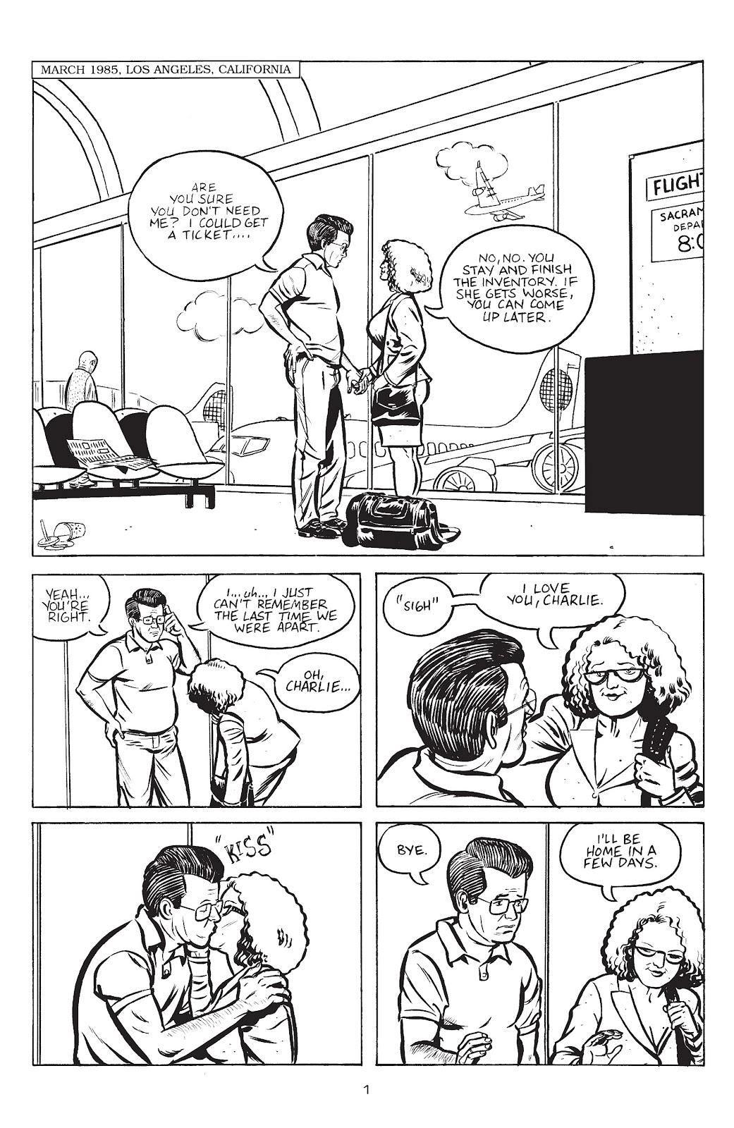 Stray Bullets Issue #22 #22 - English 3