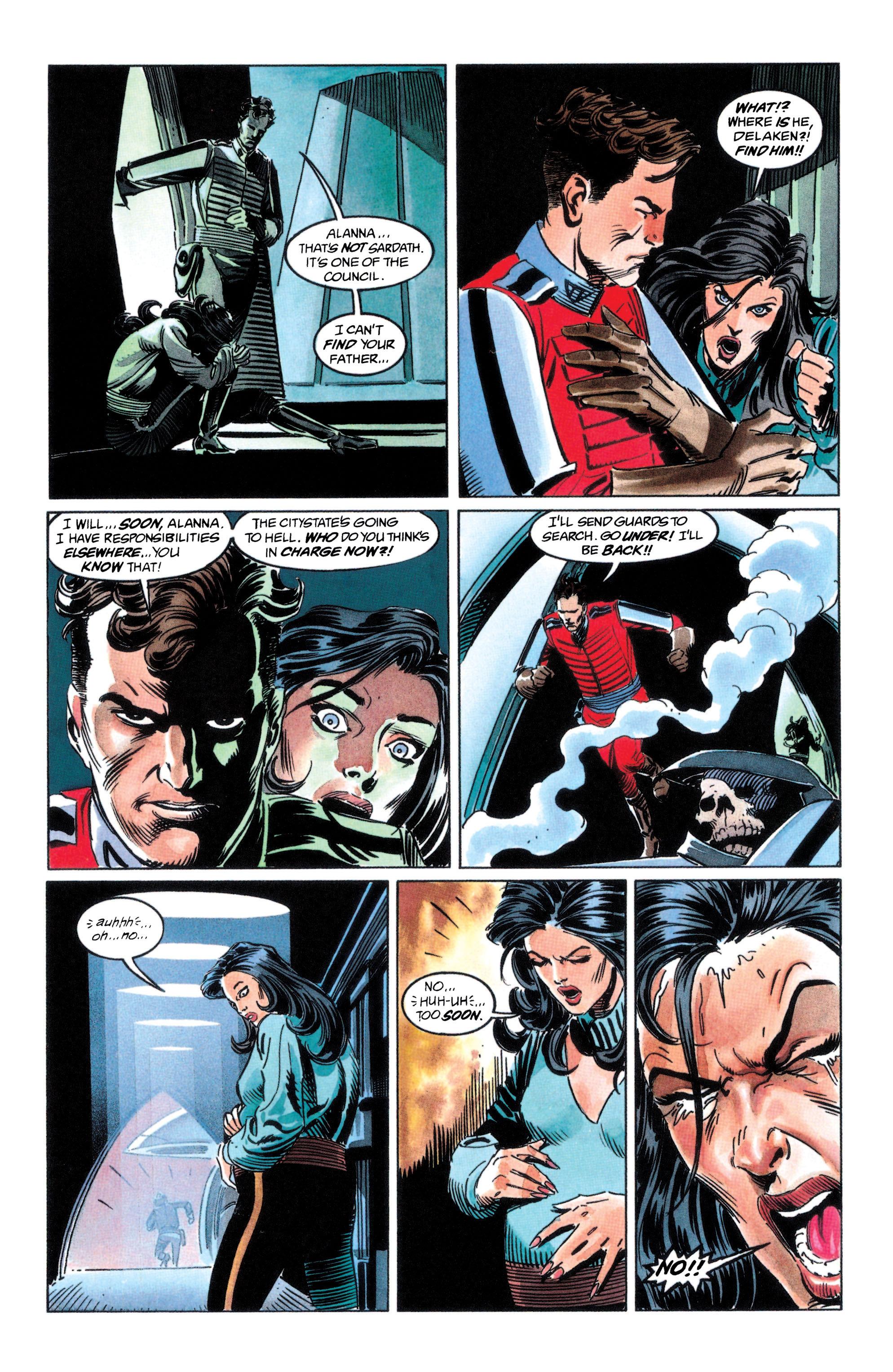 Adam Strange (1990) 2 Page 45