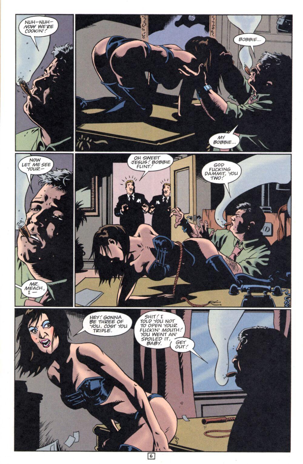 Cruel and Unusual 3 Page 7