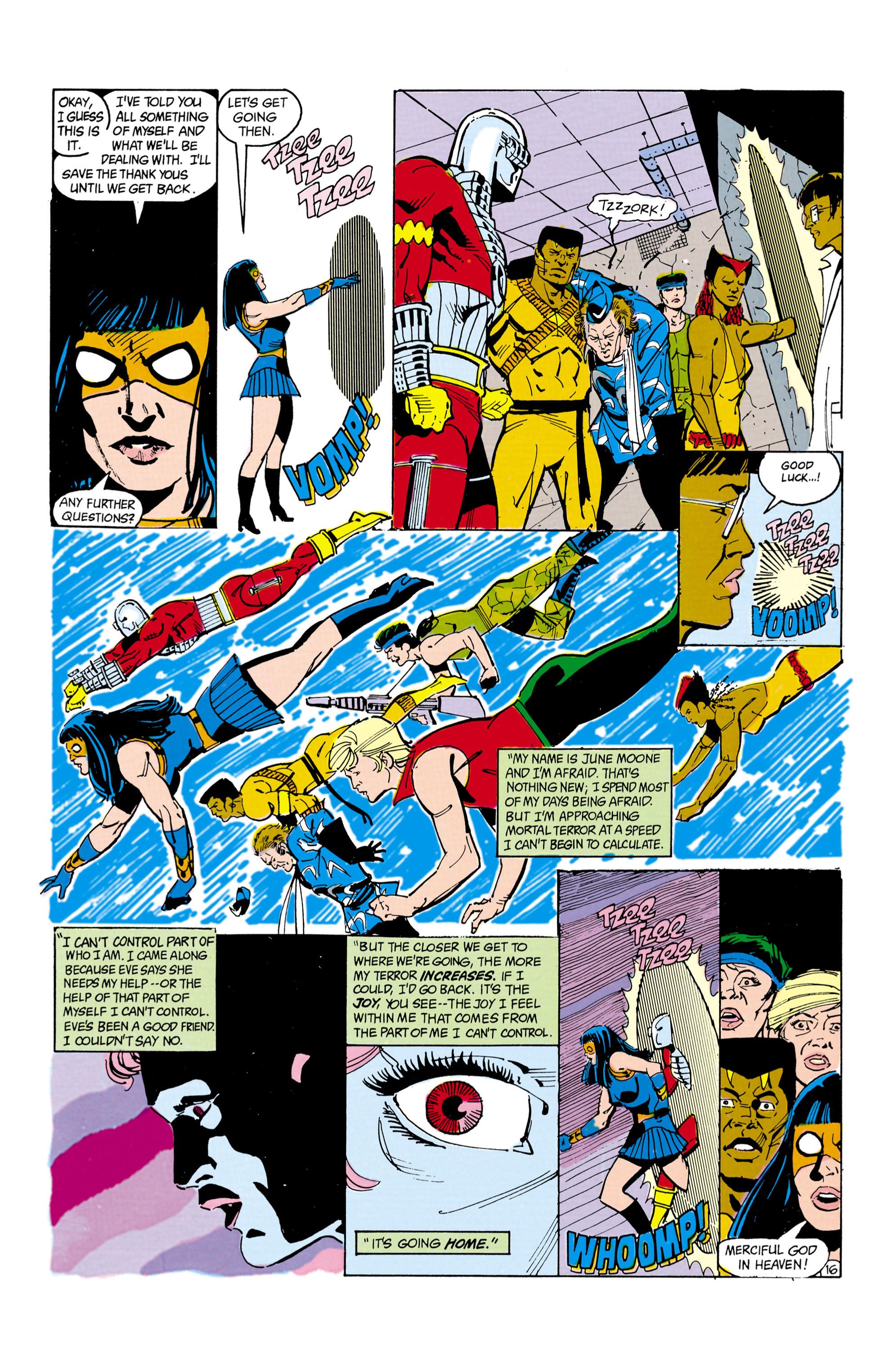 Suicide Squad (1987) 14 Page 16