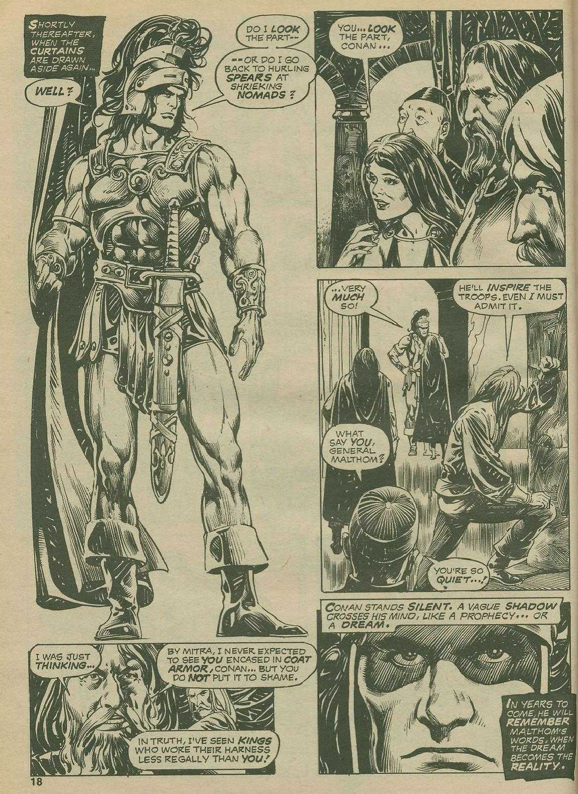 The Savage Sword Of Conan Issue #2 #3 - English 18
