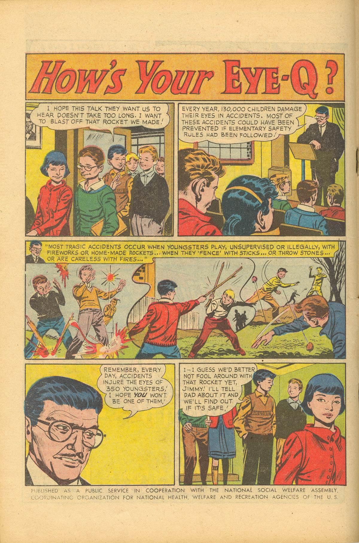 Read online Adventure Comics (1938) comic -  Issue #284 - 18