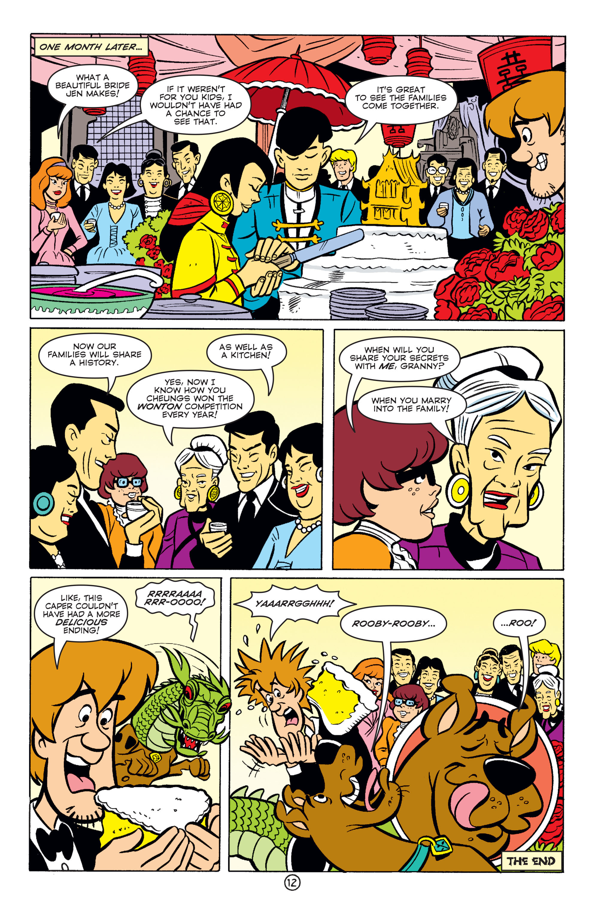 Read online Scooby-Doo (1997) comic -  Issue #57 - 13