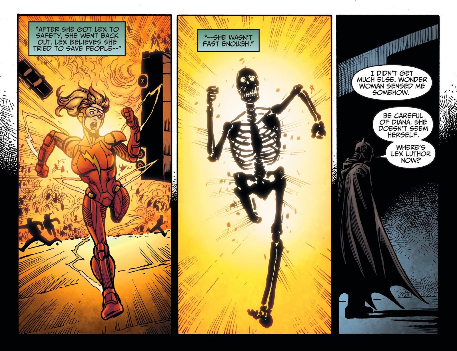 Injustice: Gods Among Us [I] Issue #20 #21 - English 20