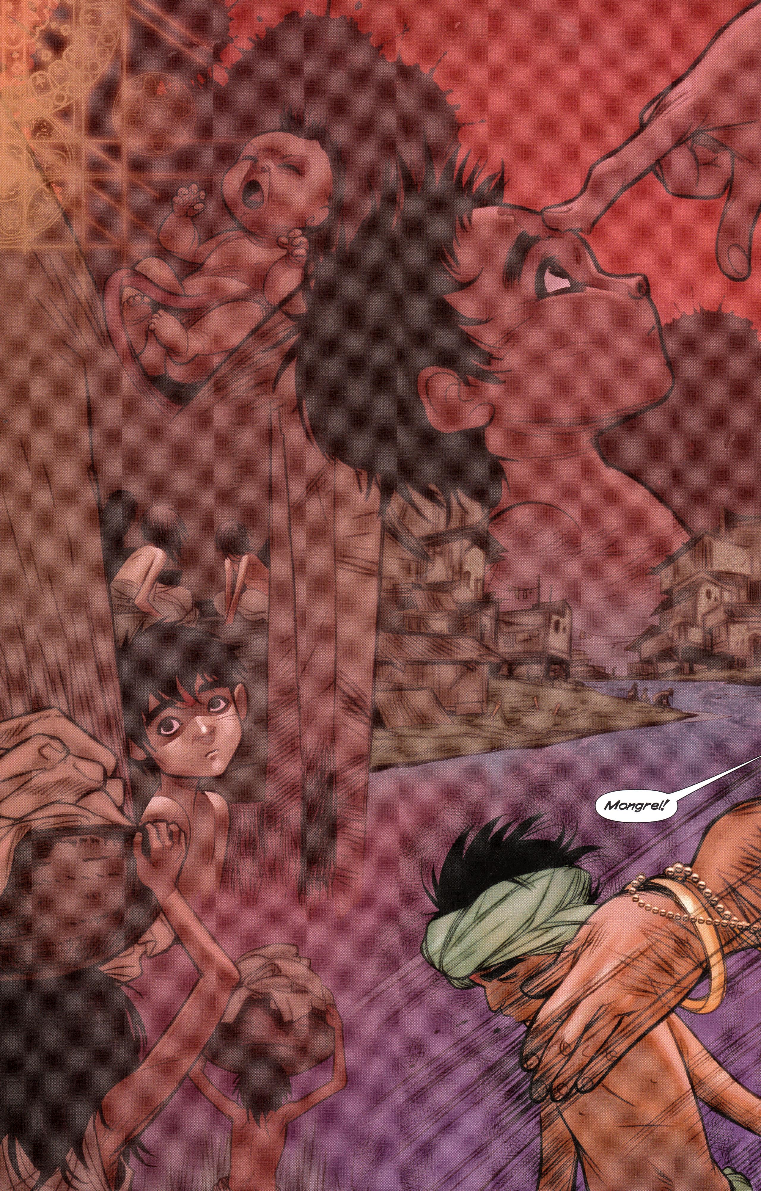 Read online Assassin's Creed Brahman comic -  Issue #Assassin's Creed Brahman Full - 28
