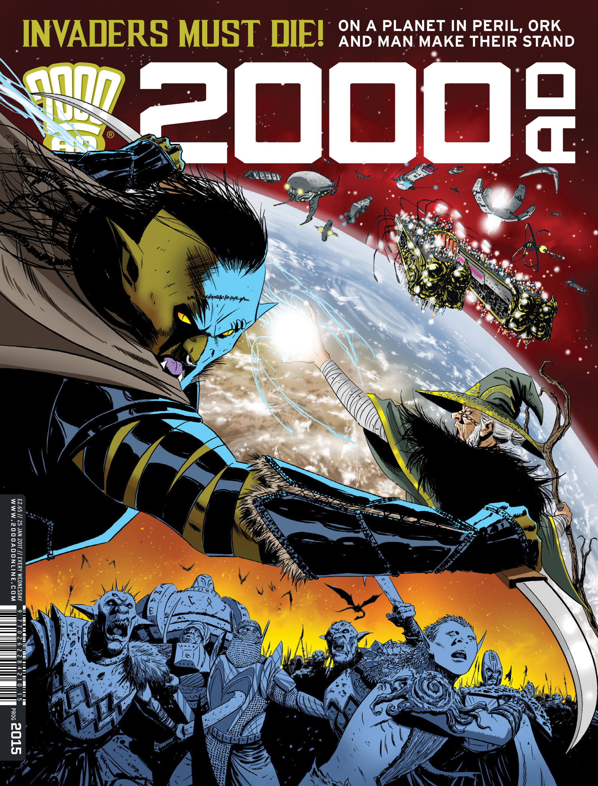 2000 AD 2015 Page 1