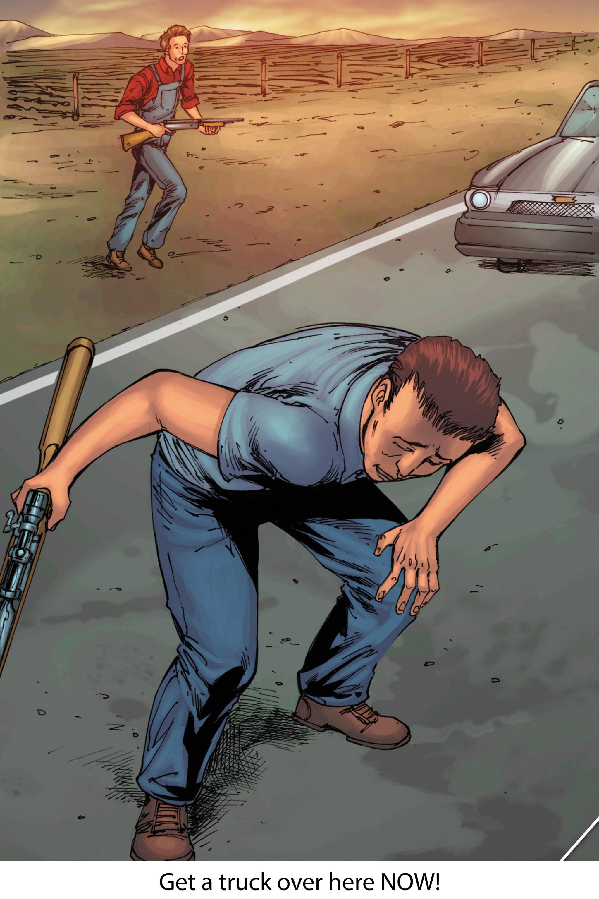 Read online Z-Men comic -  Issue #1 - 25