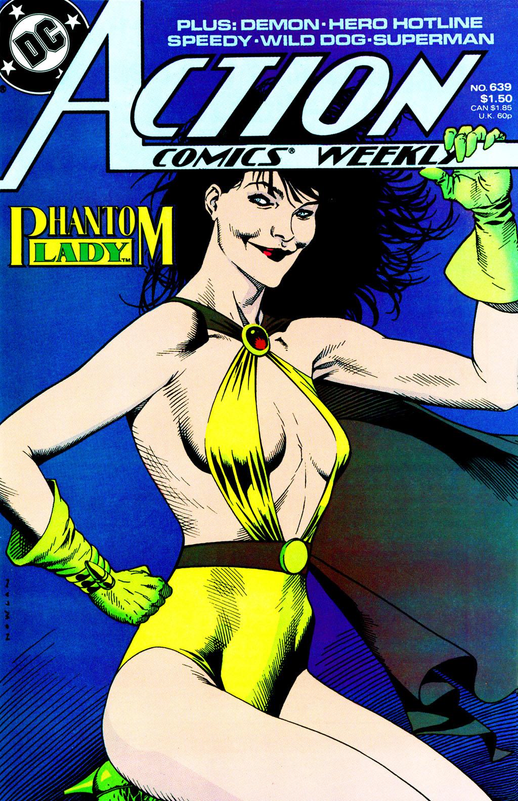 Action Comics (1938) 639 Page 1