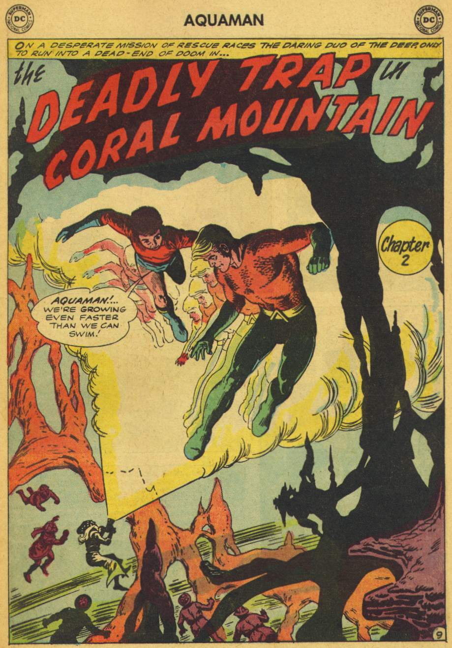Aquaman (1962) Issue #5 #5 - English 13