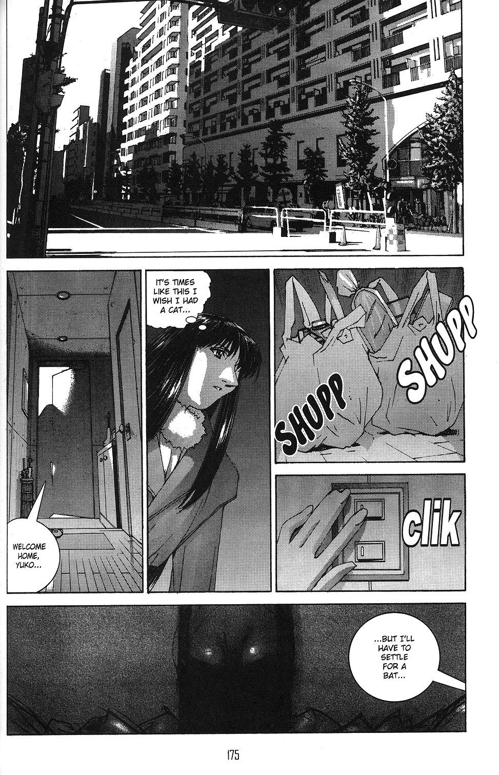 Read online Batman: Child of Dreams comic -  Issue # Full - 166