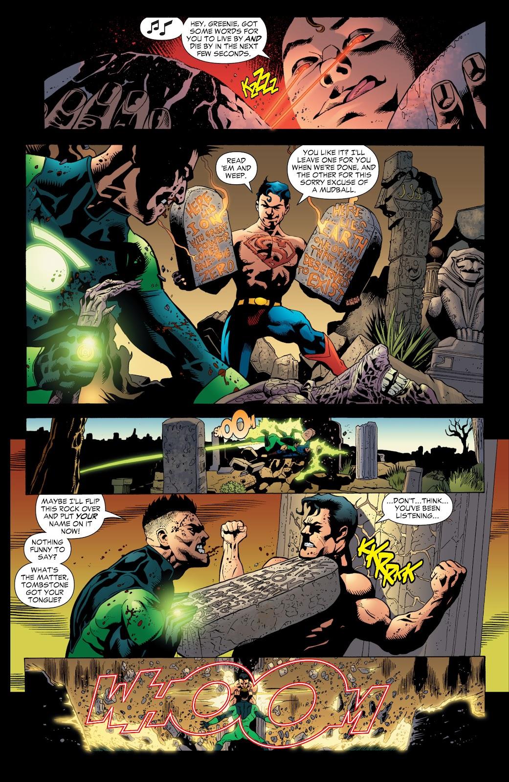 Green Lantern: The Sinestro Corps War Full #1 - English 233