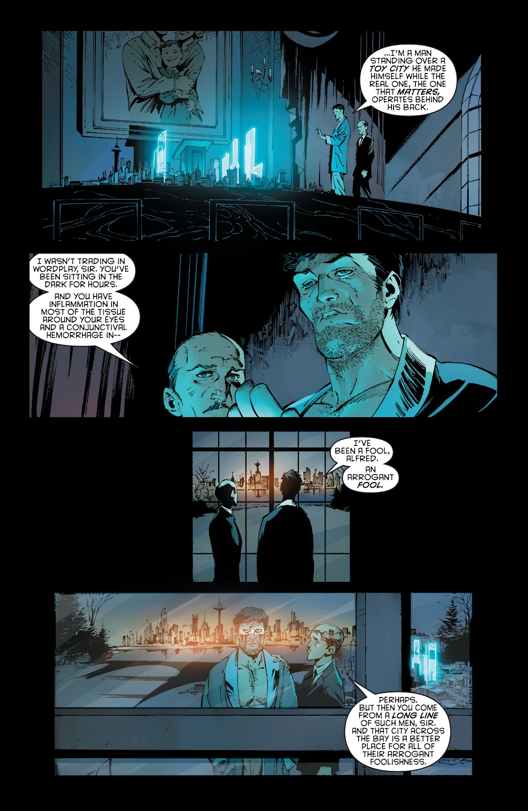 Batman (2011) Issue #8 #23 - English 5
