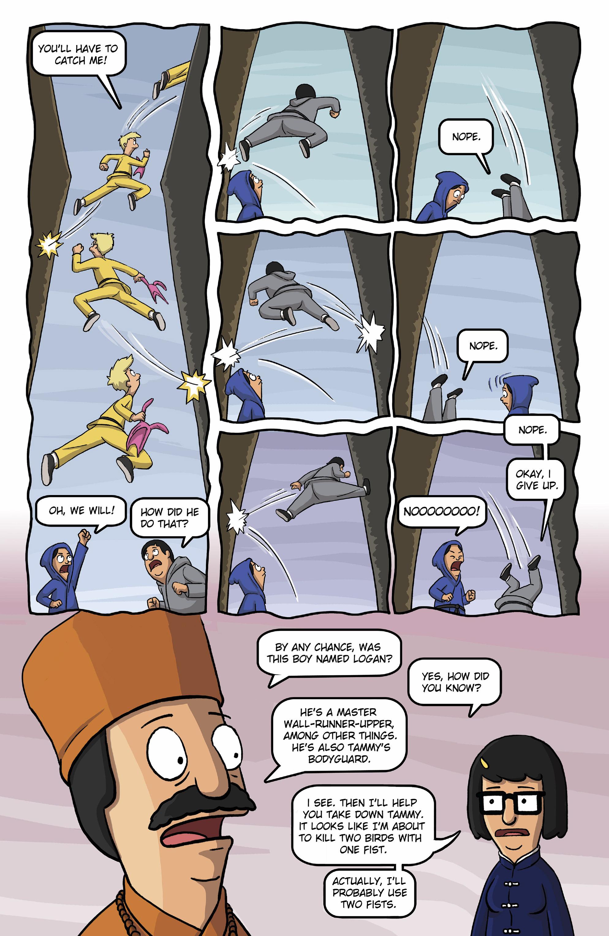 Read online Bob's Burgers (2015) comic -  Issue #13 - 6
