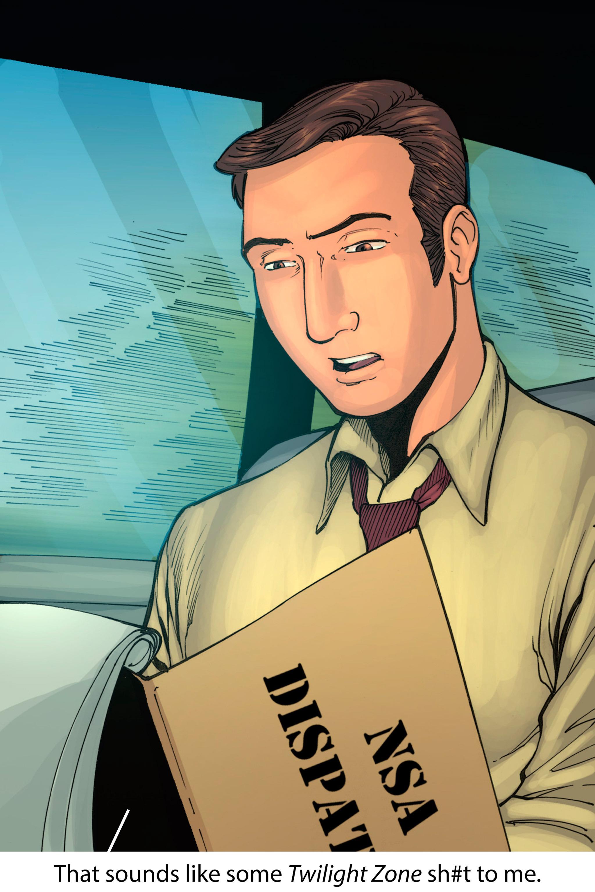 Read online Z-Men comic -  Issue #1 - 106