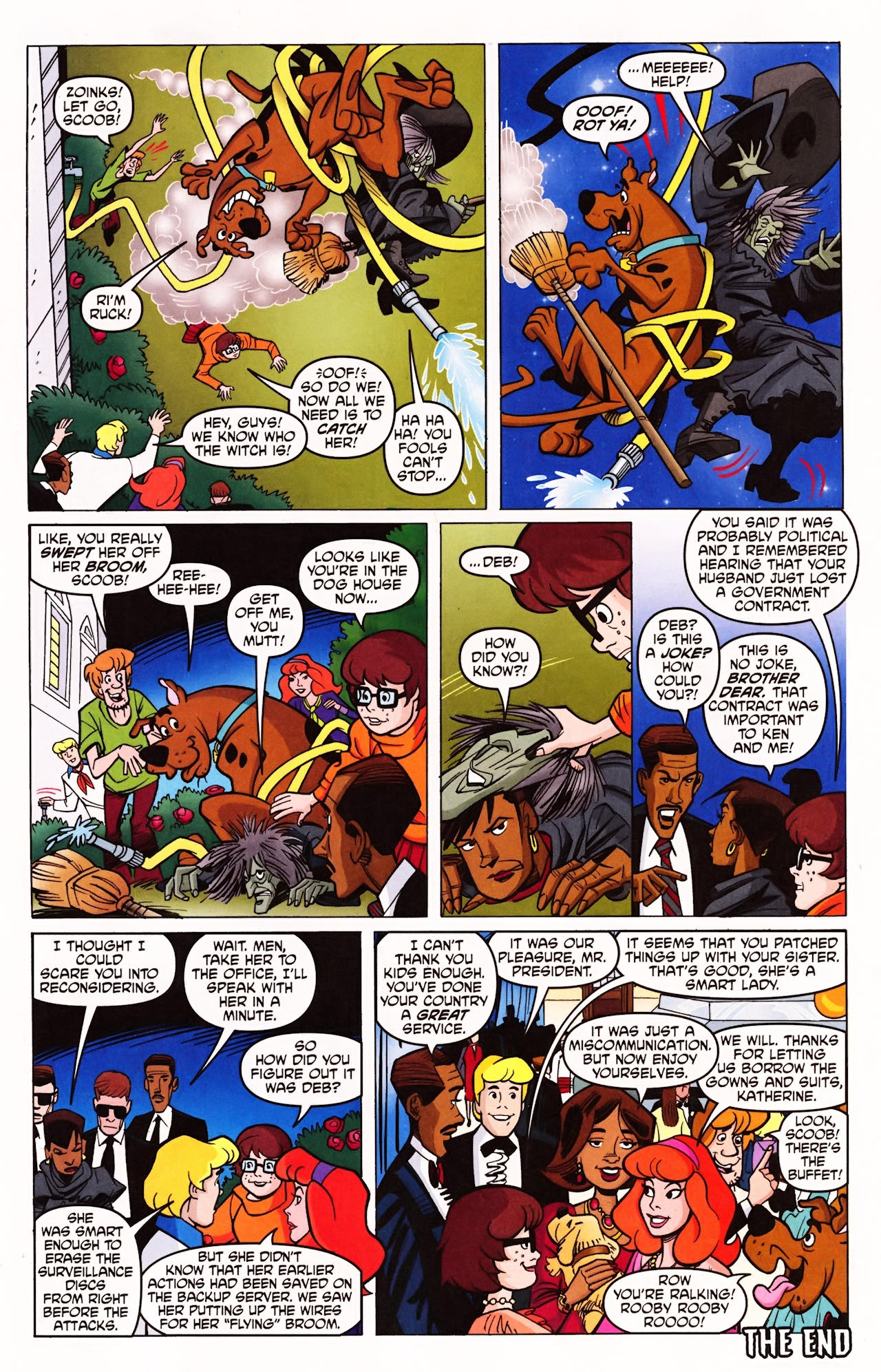 Read online Scooby-Doo (1997) comic -  Issue #143 - 7