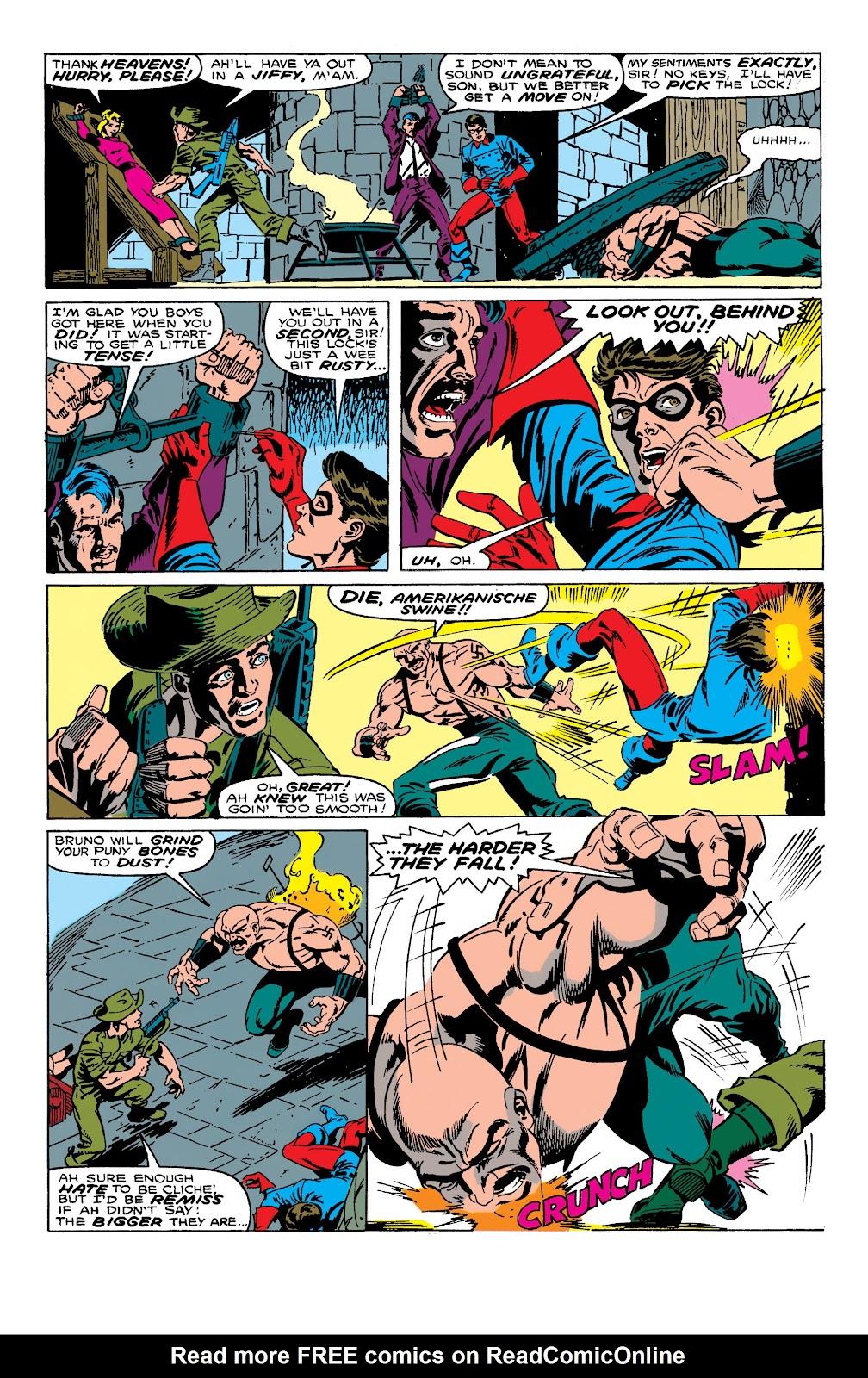 Captain America (1968) _Annual 9 #9 - English 42