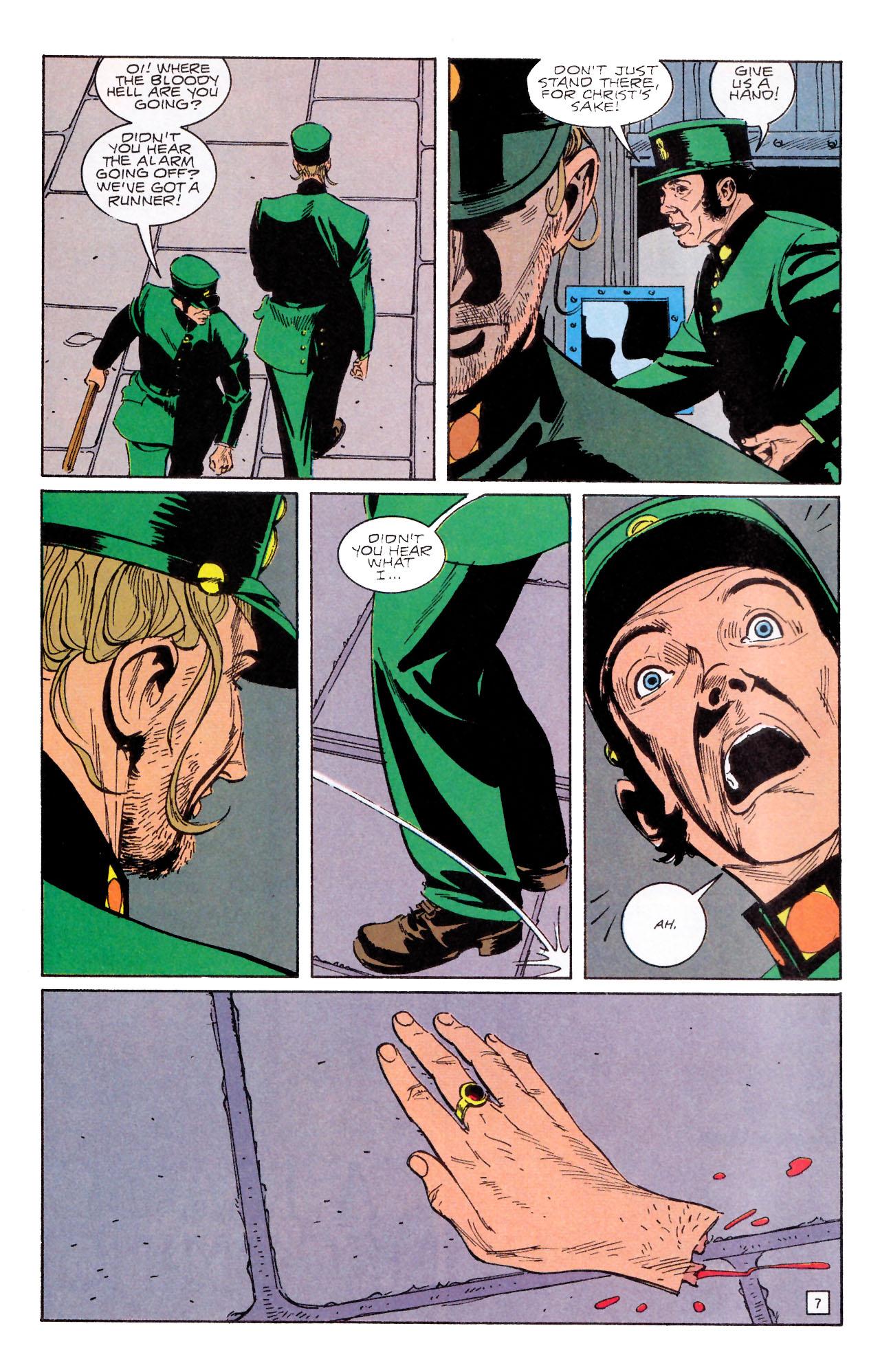 Read online Sebastian O comic -  Issue #1 - 10