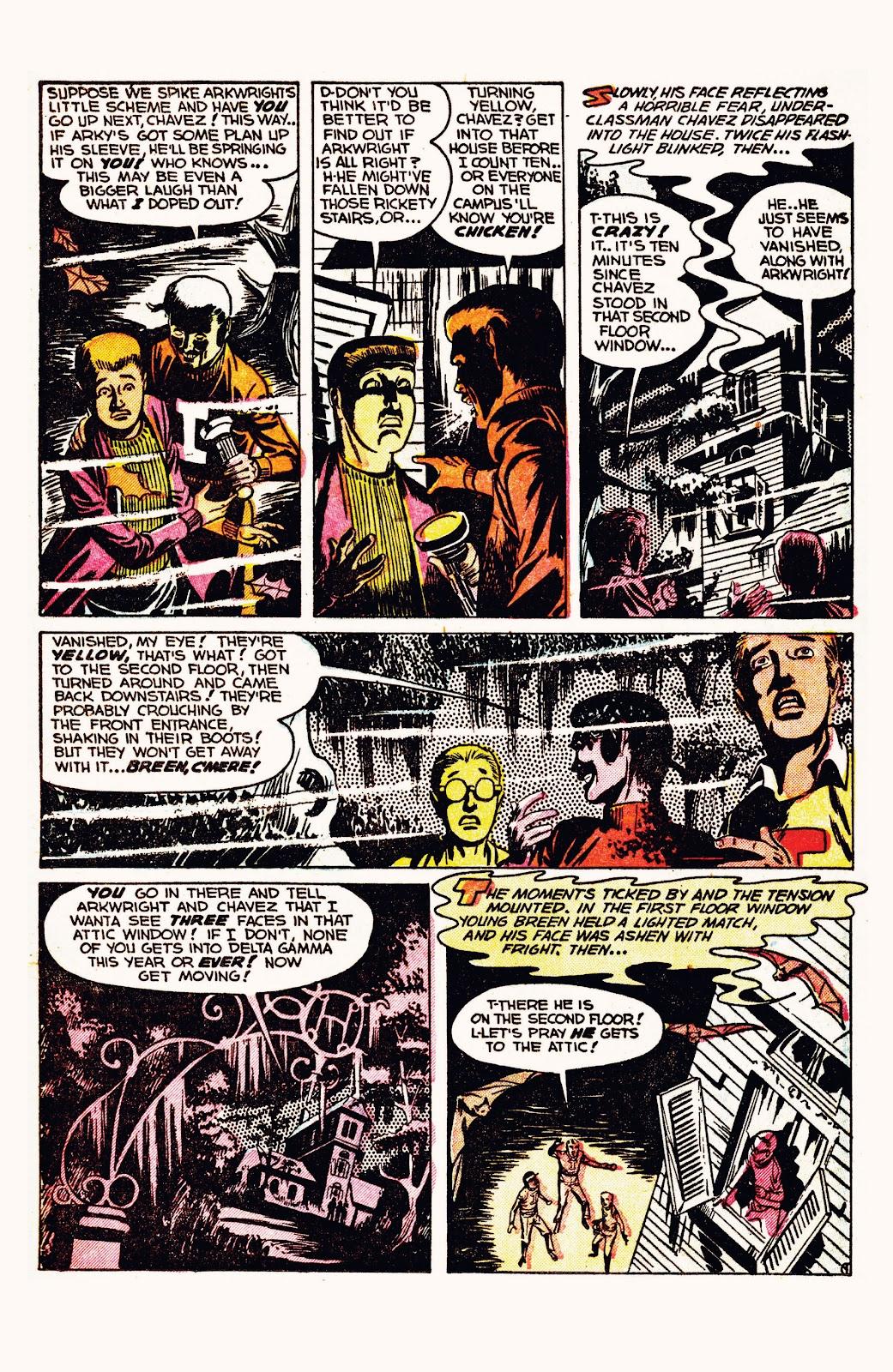 Haunted Horror Issue #6 #6 - English 30