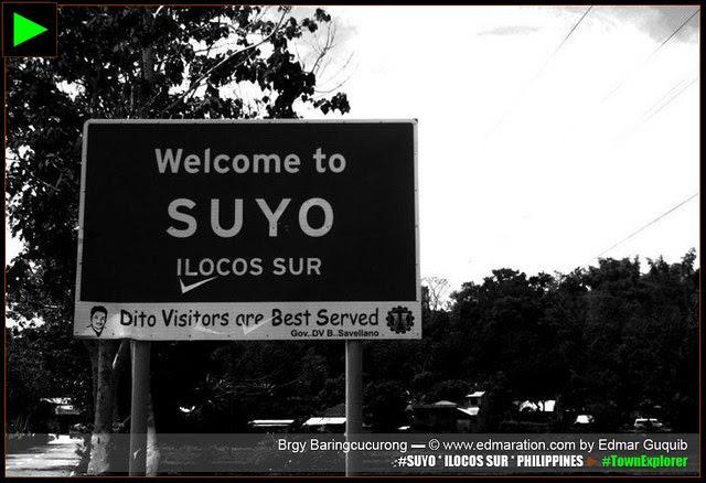 SUYO WELCOME MARKER