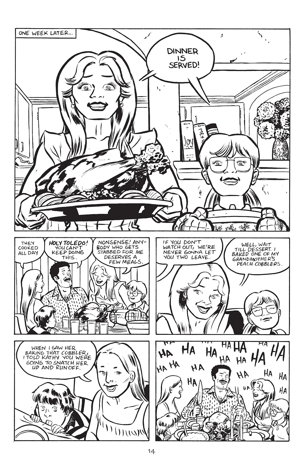 Stray Bullets Issue #21 #21 - English 16