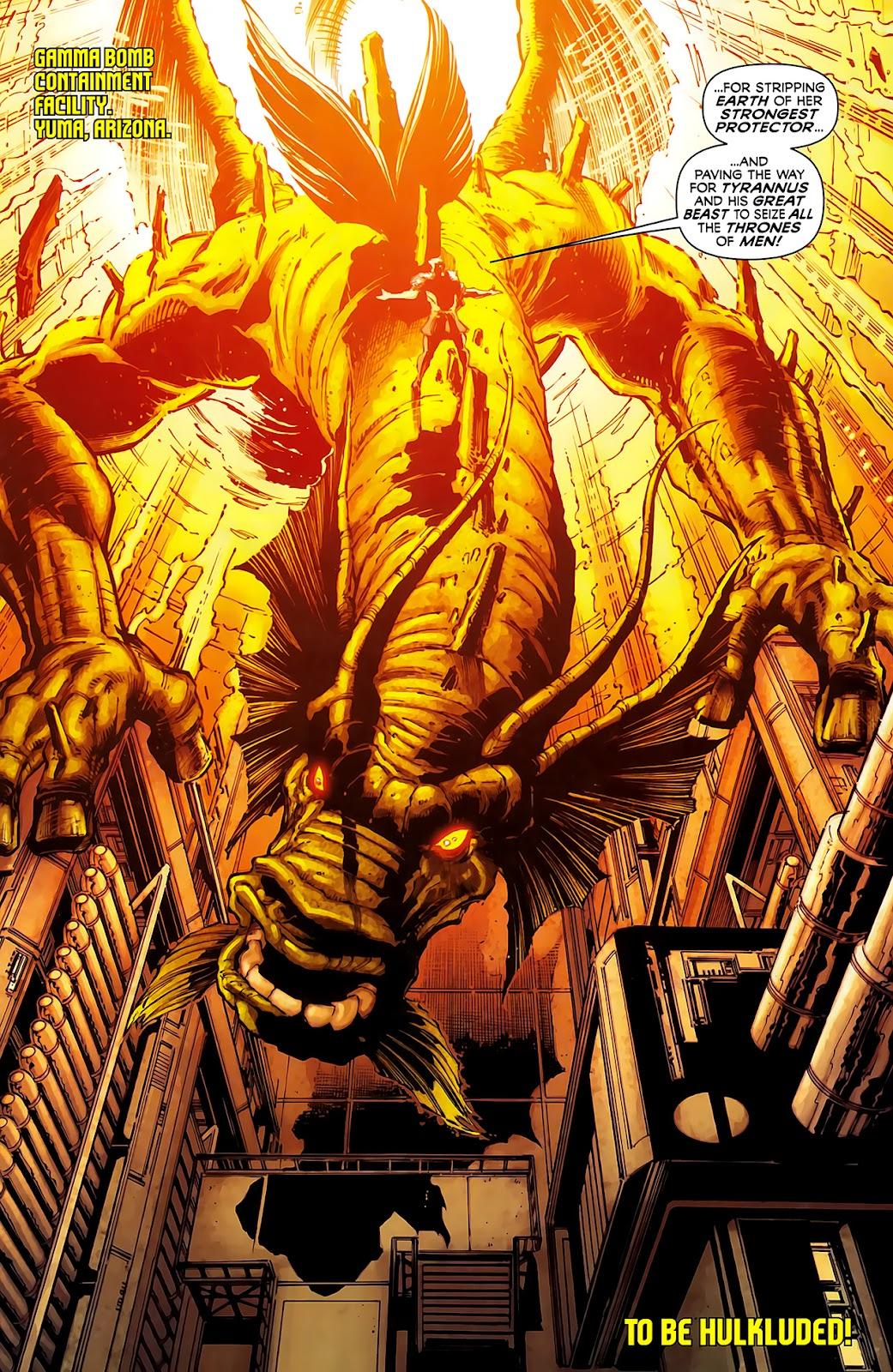 Incredible Hulks (2010) Issue #634 #24 - English 20