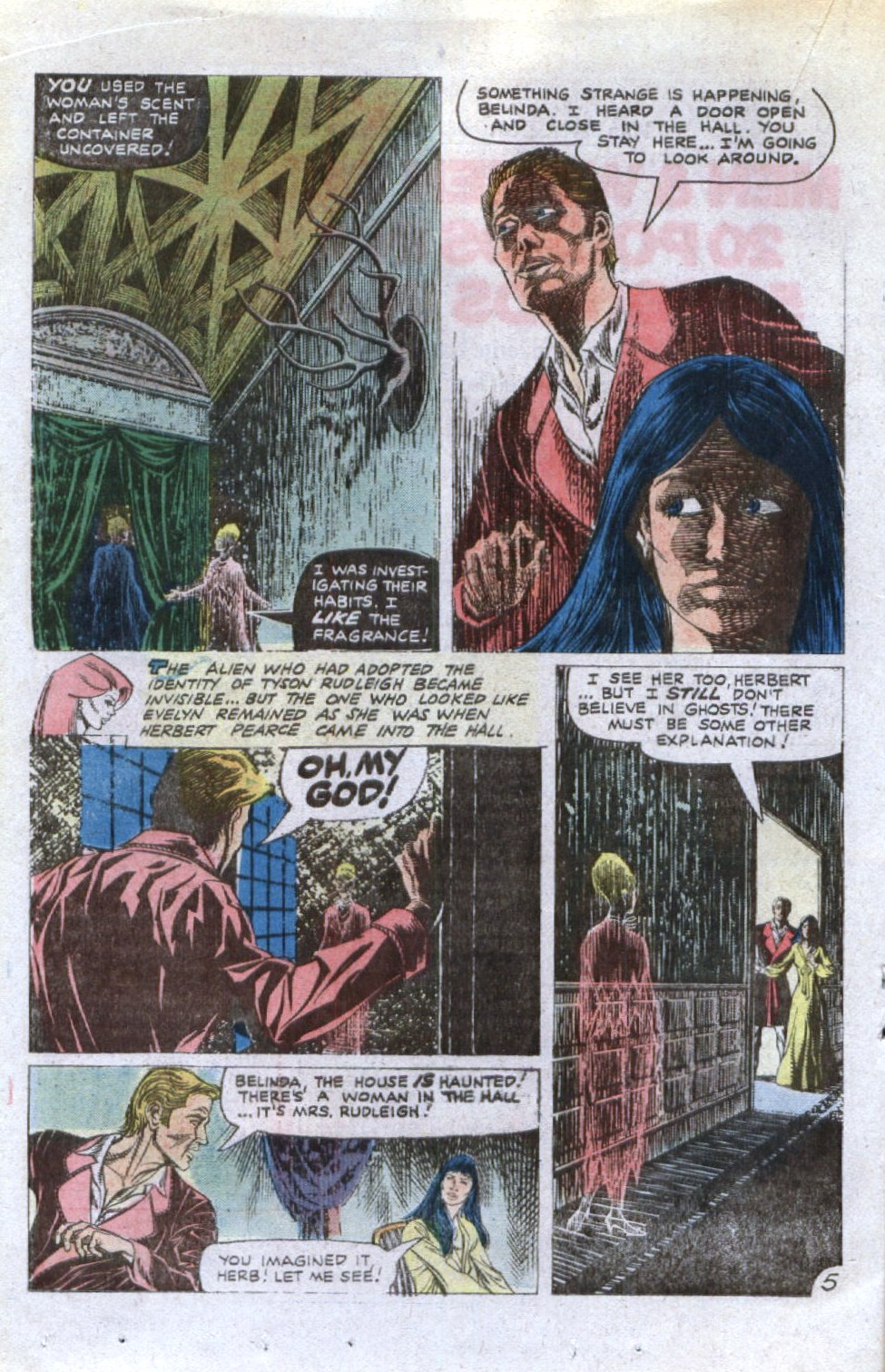 Read online Scary Tales comic -  Issue #26 - 18