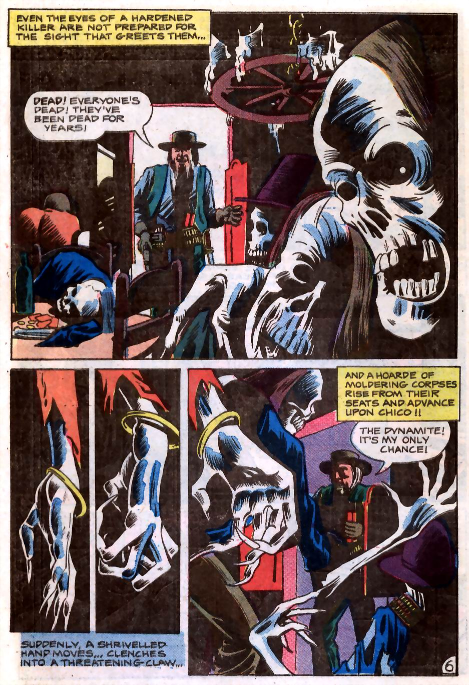 Read online Scary Tales comic -  Issue #2 - 22