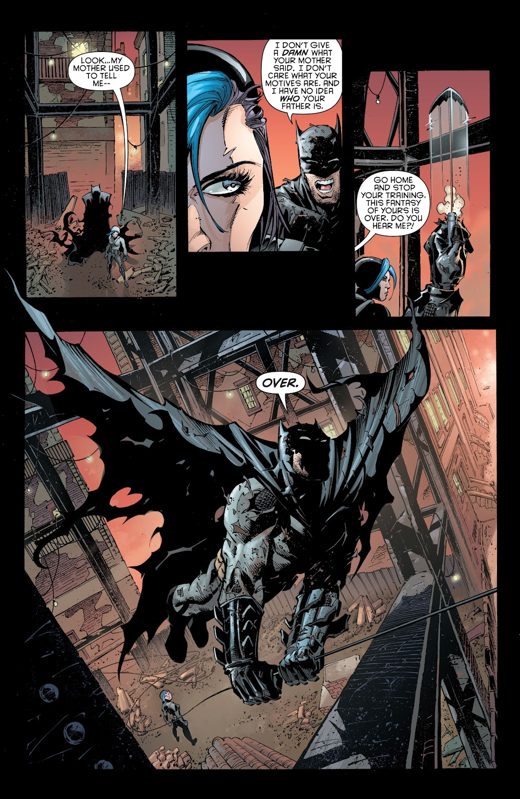 Batman (2011) _TPB 6 #6 - English 56