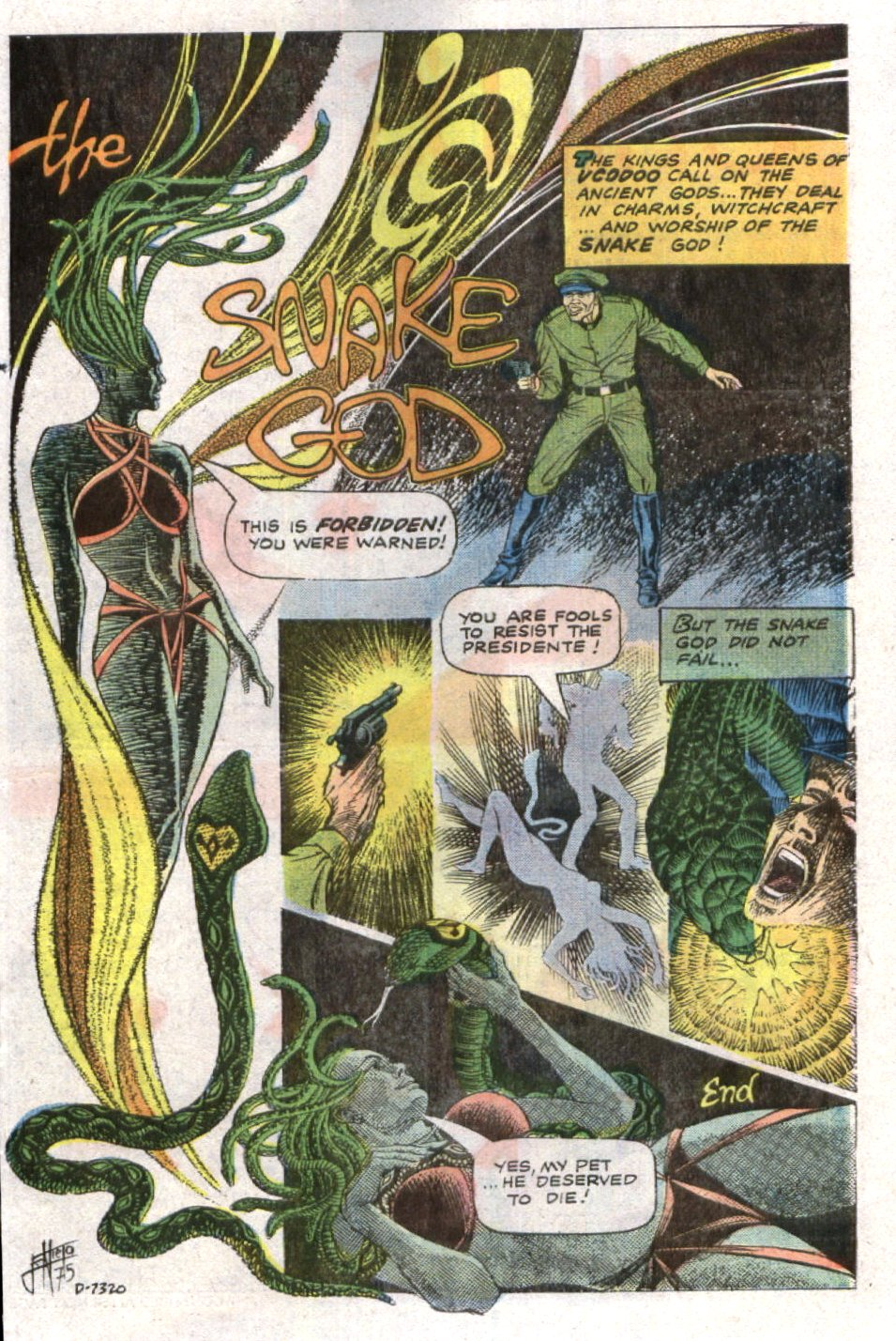 Read online Scary Tales comic -  Issue #24 - 15
