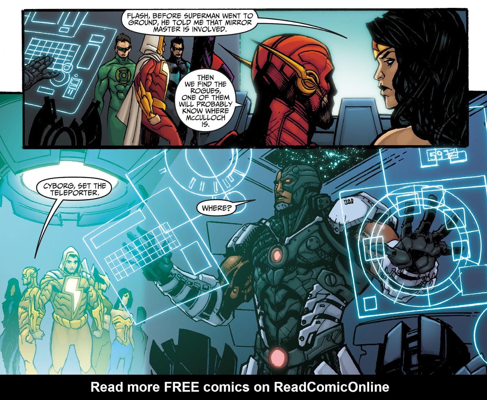Injustice: Gods Among Us [I] Issue #8 #9 - English 6