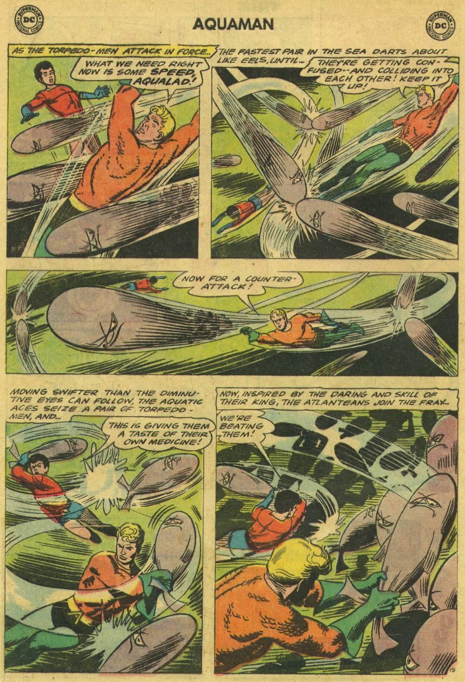 Aquaman (1962) Issue #18 #18 - English 20