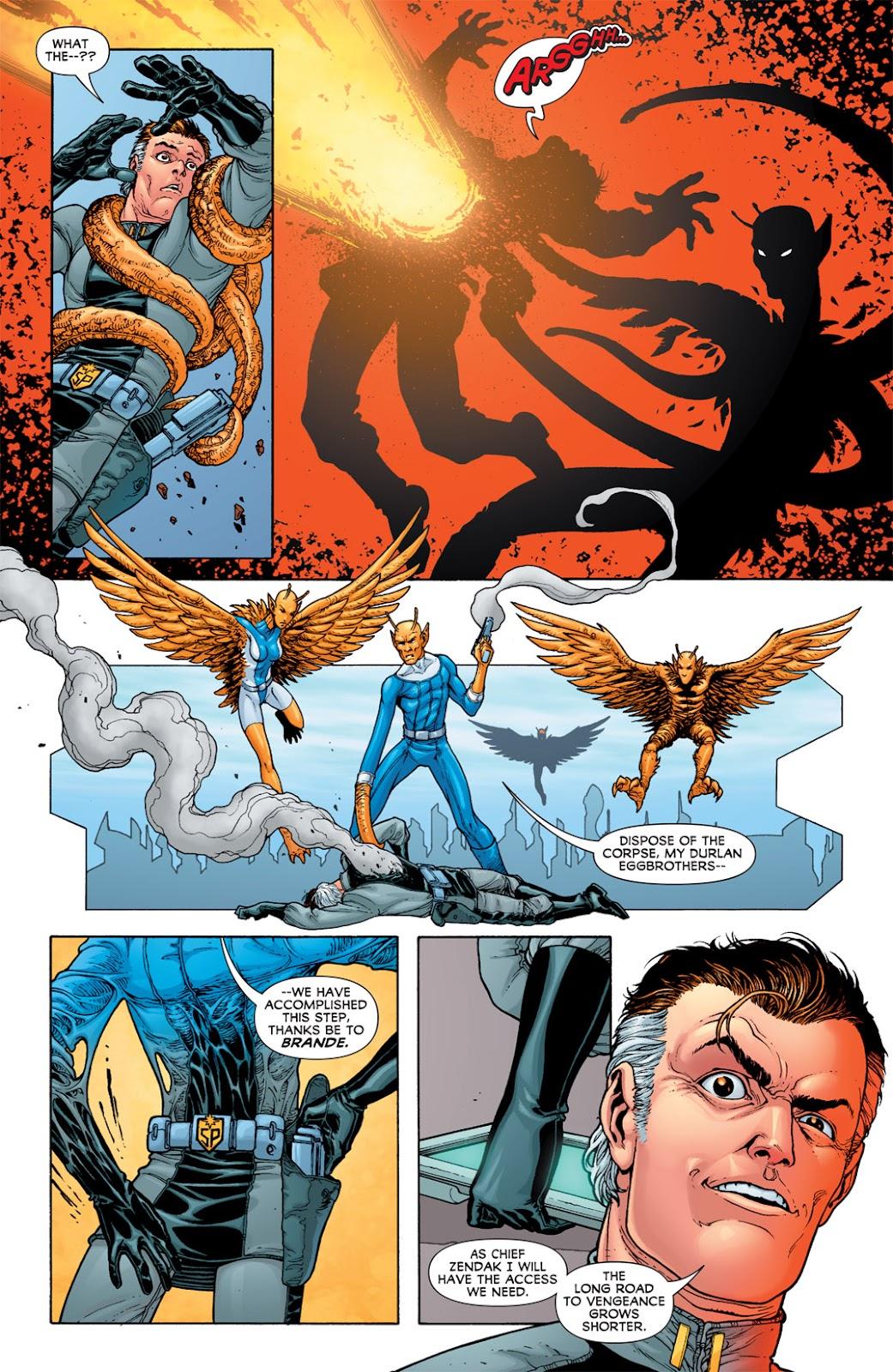 Legion of Super-Heroes (2010) Issue #5 #6 - English 20