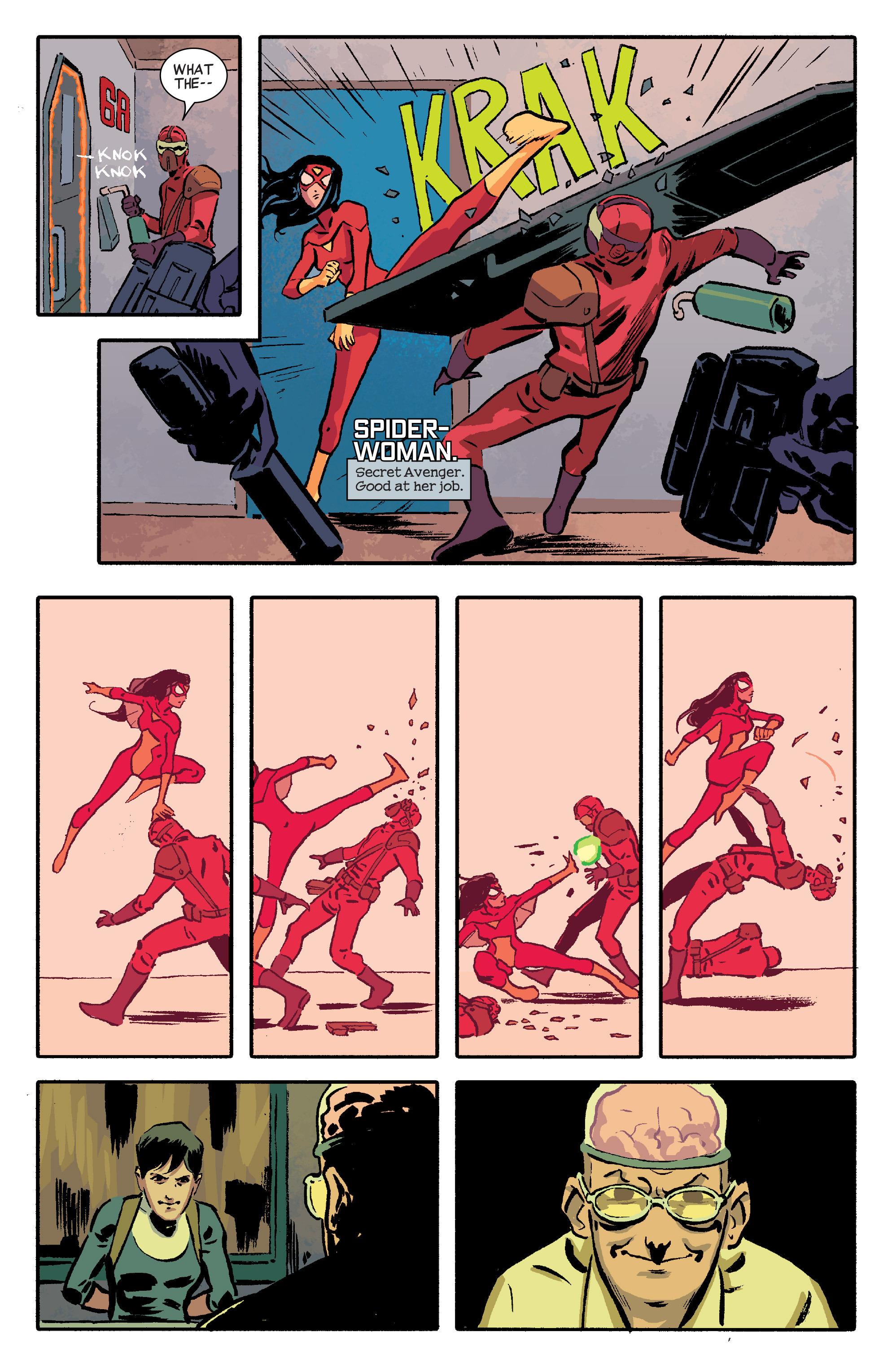Read online Secret Avengers (2014) comic -  Issue #11 - 13