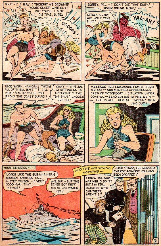 Sub-Mariner Comics #26 #26 - English 11