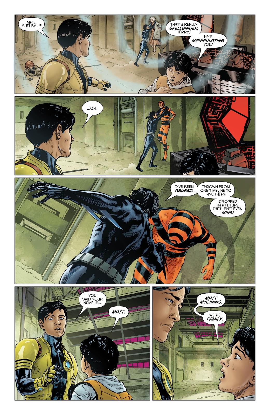 Batman Beyond (2015) Issue #16 #16 - English 12
