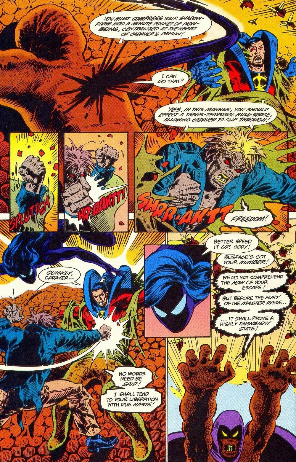Read online Secret Defenders comic -  Issue #19 - 8