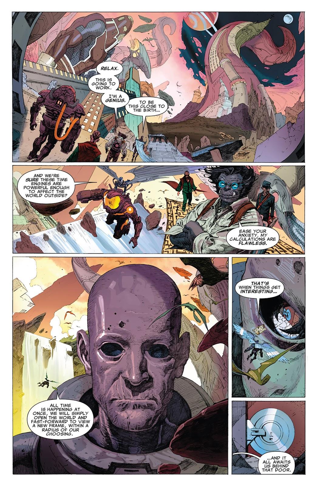 Uncanny X-Force (2010) Issue #15 #16 - English 5