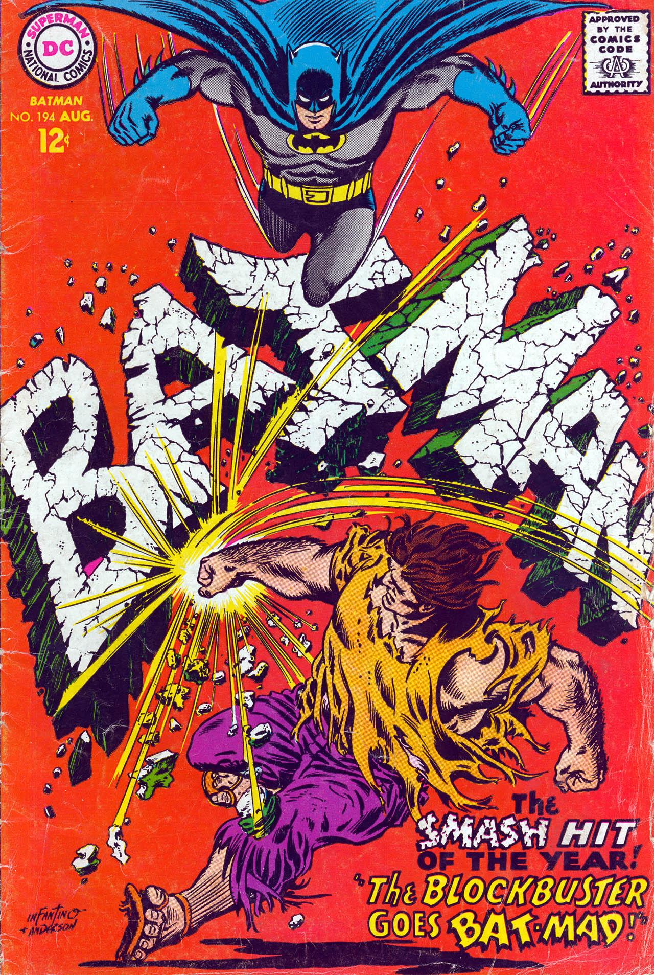 Batman (1940) 194 Page 1