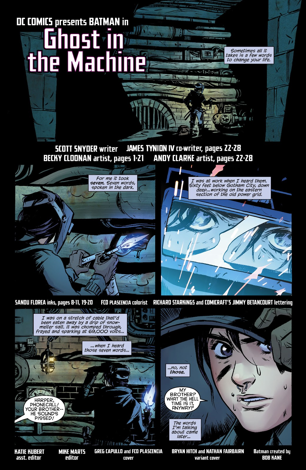 Batman (2011) Issue #12 #27 - English 2