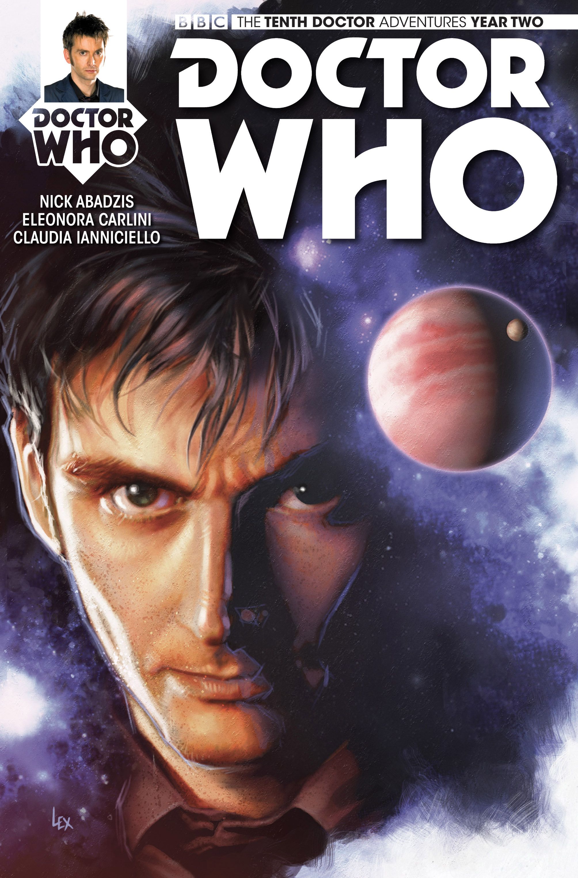 Doctor Who: The Tenth Doctor Year Two 2 Page 1