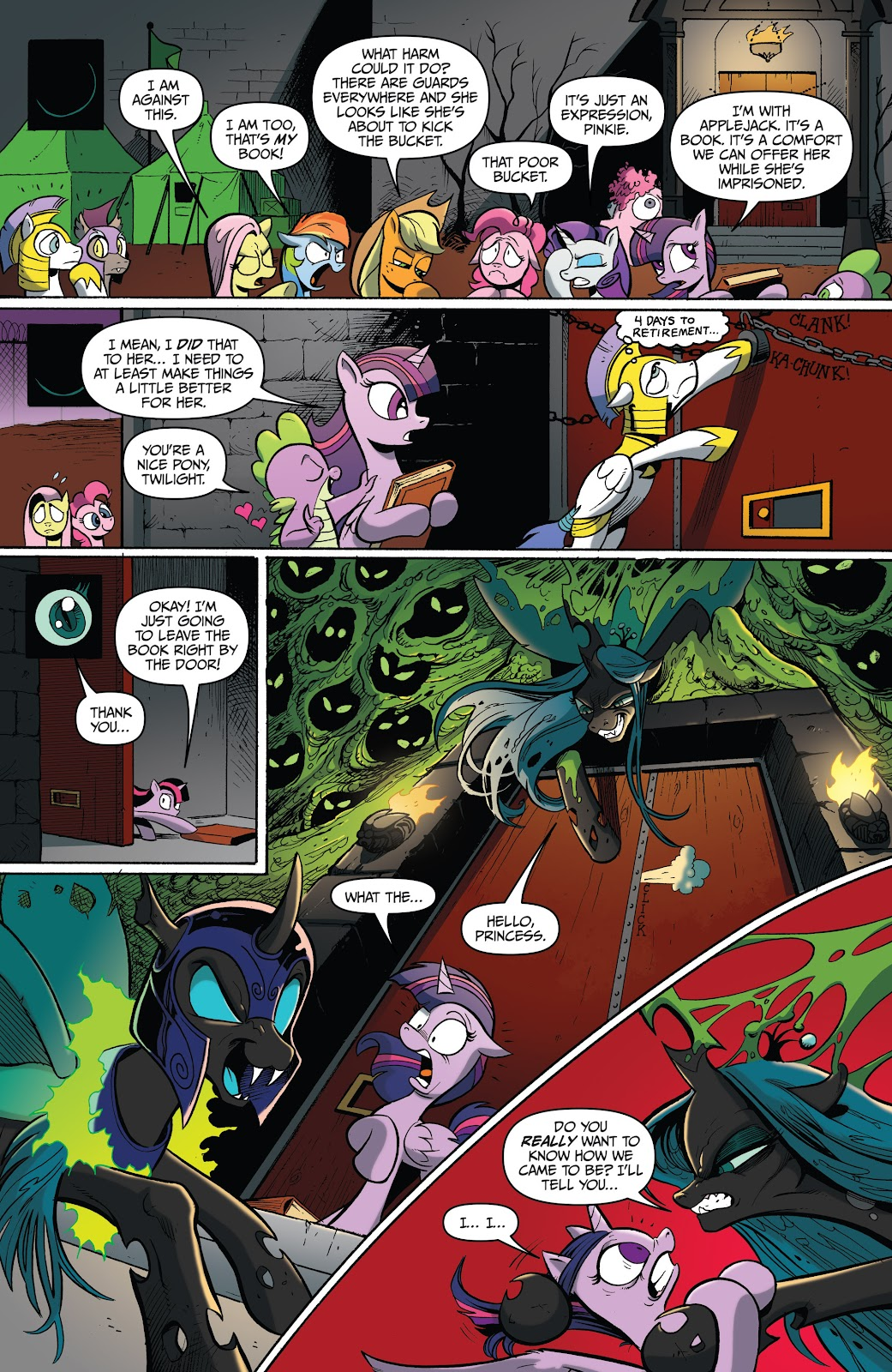 My Little Pony: Fiendship is Magic Issue #5 #5 - English 20