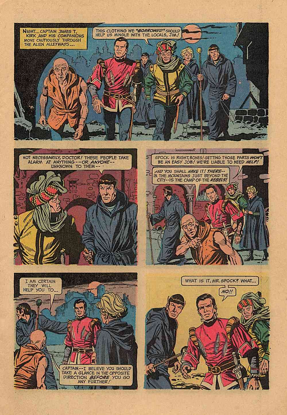Star Trek (1967) Issue #16 #16 - English 12