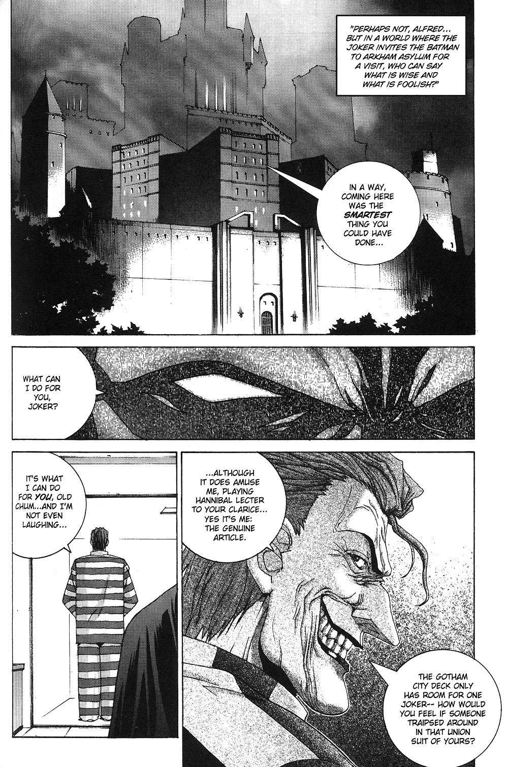 Read online Batman: Child of Dreams comic -  Issue # Full - 86