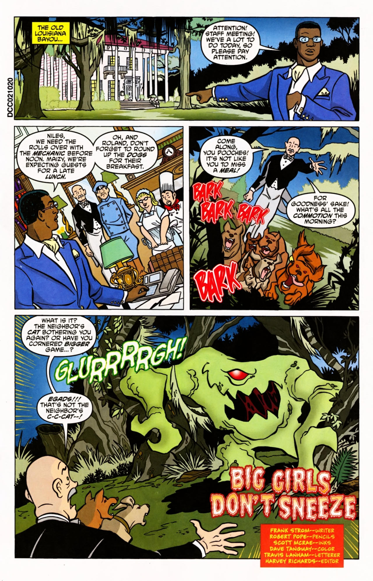 Read online Scooby-Doo (1997) comic -  Issue #149 - 14