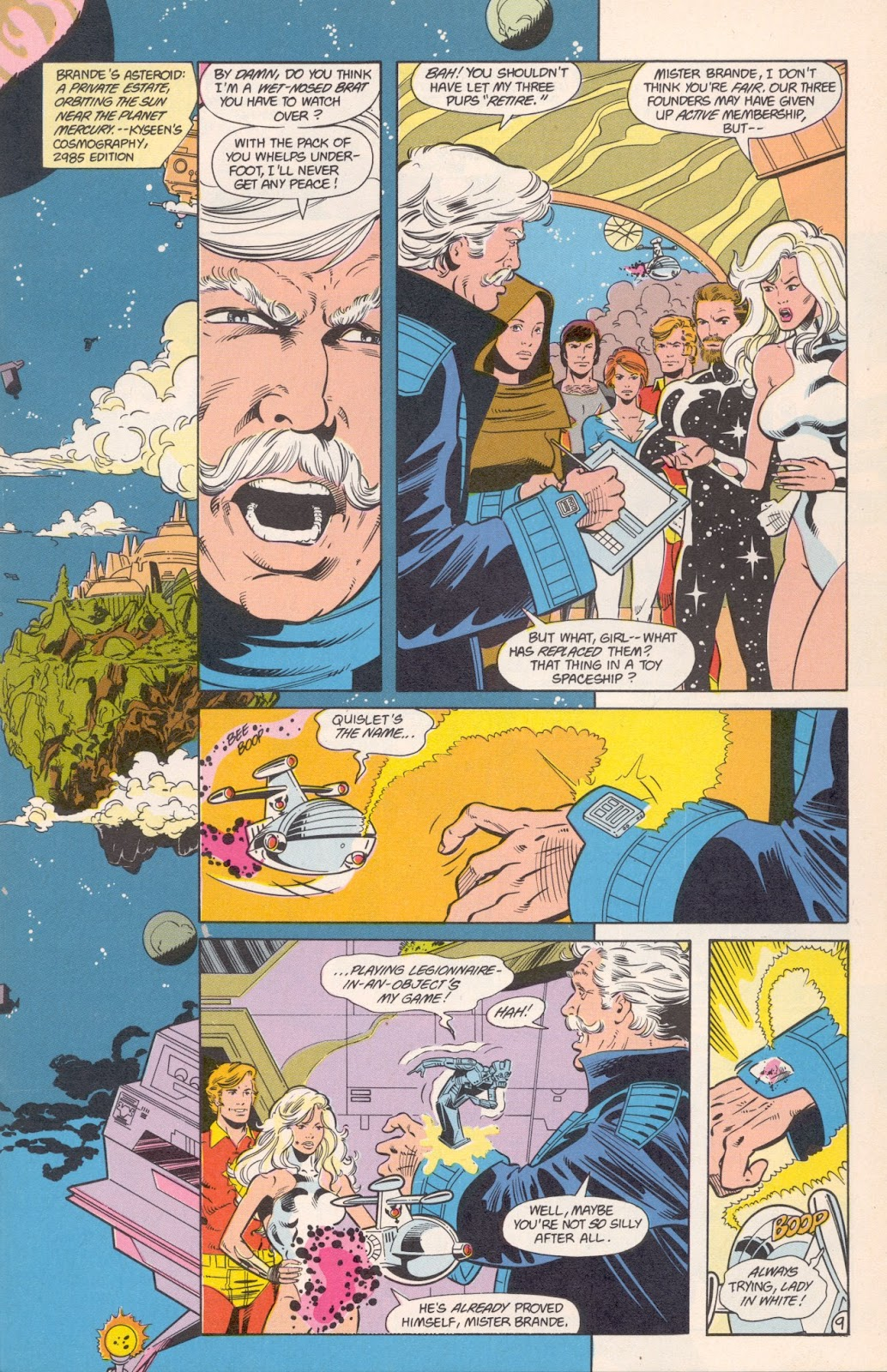 Tales of the Legion Issue #342 #29 - English 10