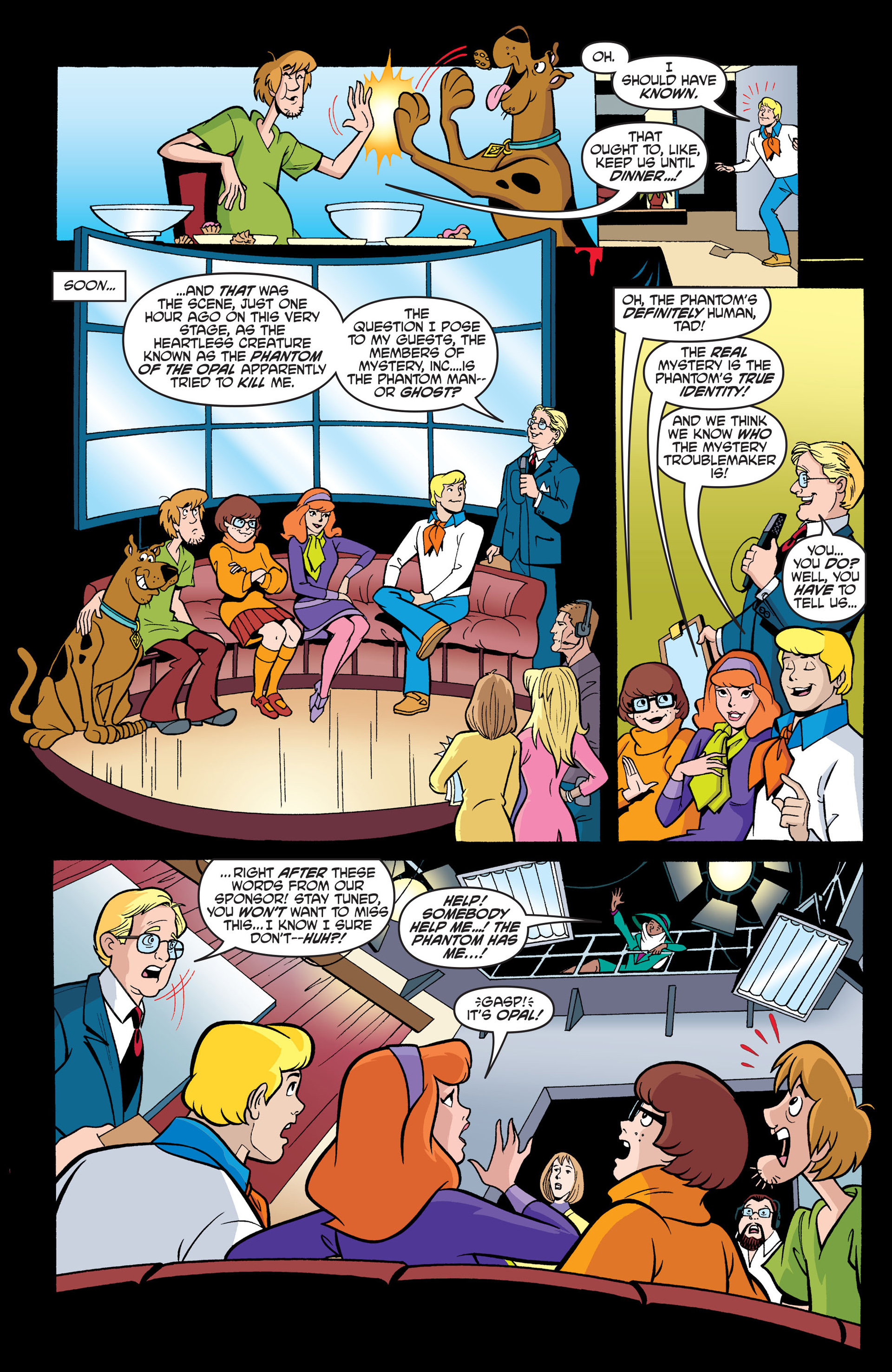 Read online Scooby-Doo: Where Are You? comic -  Issue #44 - 19