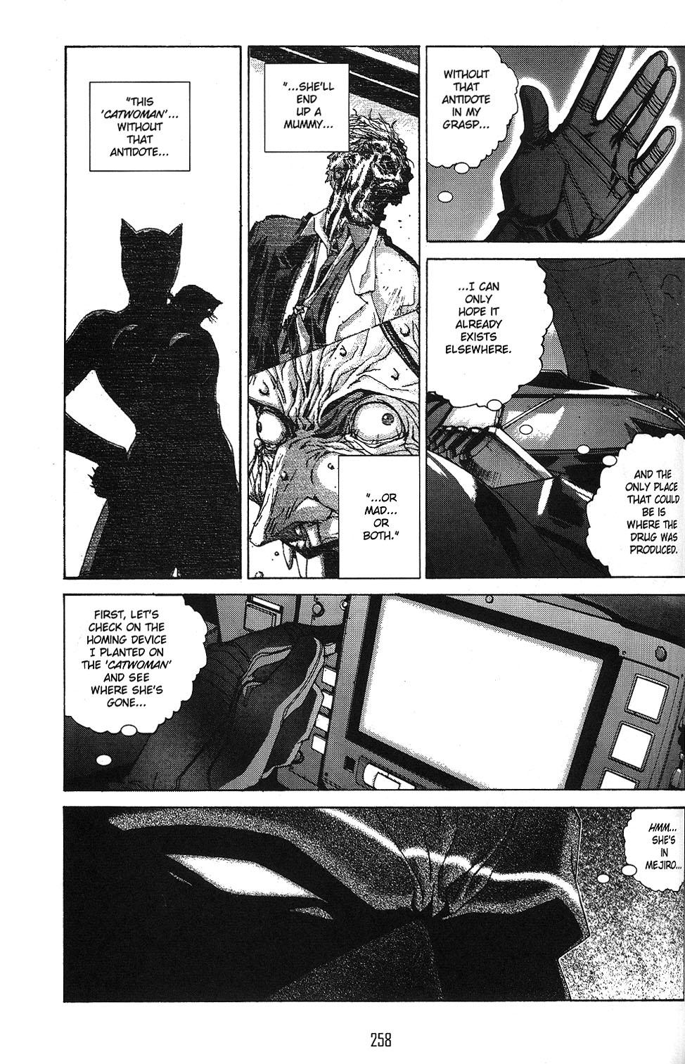 Read online Batman: Child of Dreams comic -  Issue # Full - 246